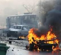 পাকিস্তানে সরকারি অফিসে আত্মঘাতী হামলা: নিহত ২১
