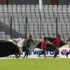 বাংলাদেশ-নিউজিল্যান্ড দ্বিতীয় টেস্টের দ্বিতীয় দিনে বৃষ্টির কারণে খেলা পরিত্যক্ত ঘোষণা