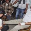 খুলনায় ১৮ দলের অবরোধ চলাকালে পুলিশের গুলিতে ১২ জন গুলিবিদ্ধ, কেসিসি মেয়র আহত