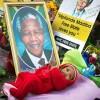 নেলসন ম্যান্ডেলা মৃত্যুতে গোটা বিশ্ব জুড়ে এখন শোকের ছায়া
