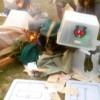 বাগেরহাটে ভোটকেন্দ্রে নির্বাহী ম্যাজিস্ট্রেটসহ বিজিবি সদস্যদের ওপর হামলা