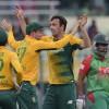 দক্ষিণ আফ্রিকার প্রথম টি-টোয়েন্টিতে ৫২ রানে হারল বাংলাদেশ