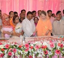 খালেদা জিয়া শনিবার রাতে ৭০তম জন্মদিন উদযাপন