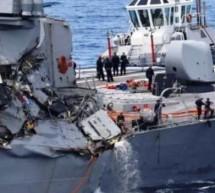 জাপানে দুই জাহাজের সংঘর্ষের ঘটনায় নিখোঁজ মার্কিন নৌবাহিনীর ৭ কর্মকর্তা নিহত