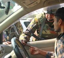 রাজধানীতে সেনাবাহিনীর টহল, চলছে তল্লাশি